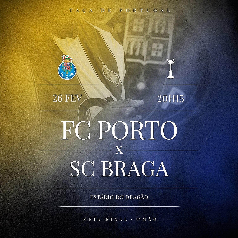 26 de fevereiro, 20h15: Porto