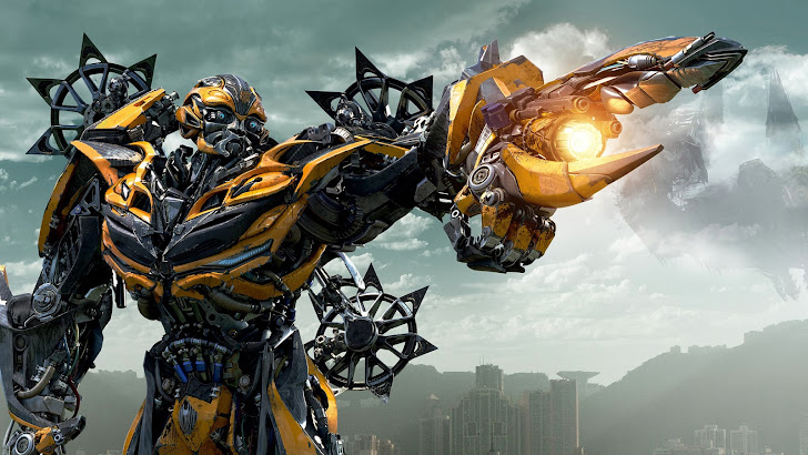 autobot bumblebee transformers age of extinction 4