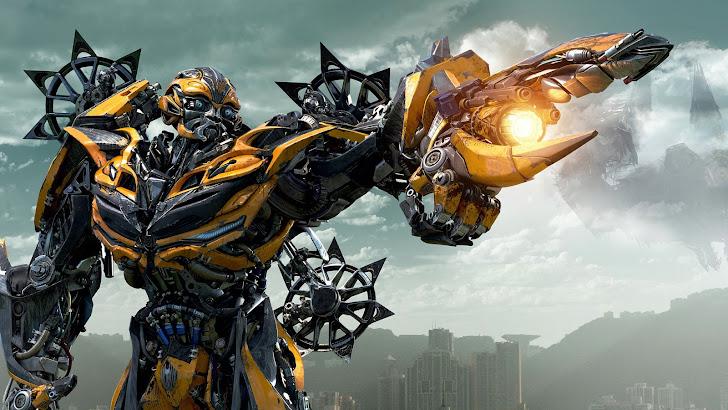 Bumblebee Transformers 4 2014