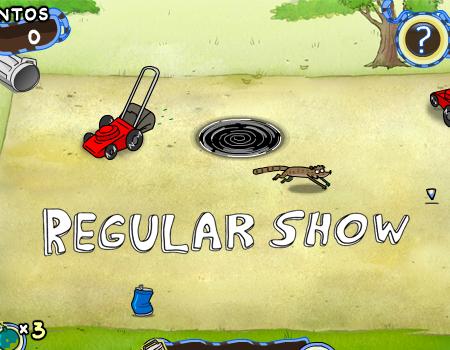 Jogo Caça ao lixo - Apenas um Show