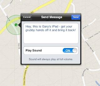 Kirim pesan ke gadget anda