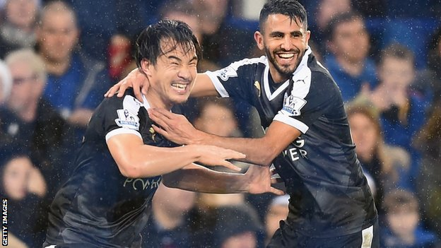 EPL: Leicester beat Everton 3-2 to maintain top slot