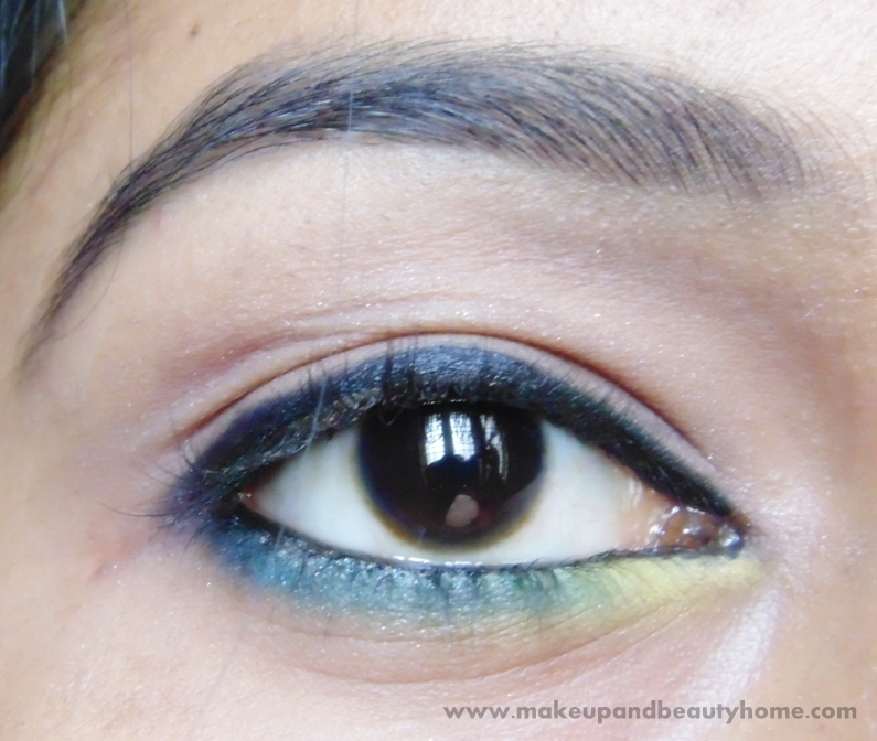 Simple Party Eye Makeup Tutorial For Beginners - 7 Steps - Makeup And Beauty Home