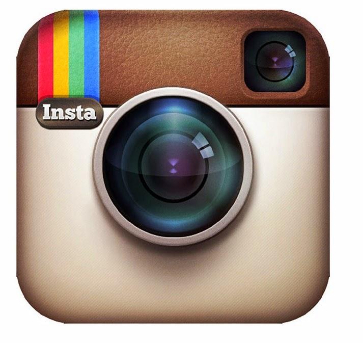 botão instagram