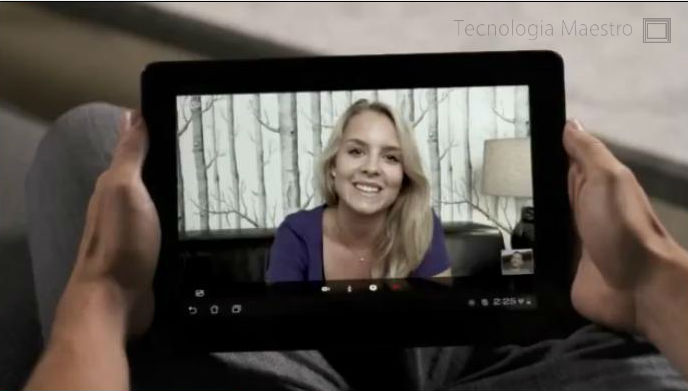 soporte para tablets android skype 3.0 tecnologiamaestro