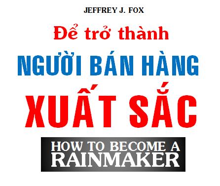 Để trở thành người bán hàng xuất sắc - Jeffrey J. Fox