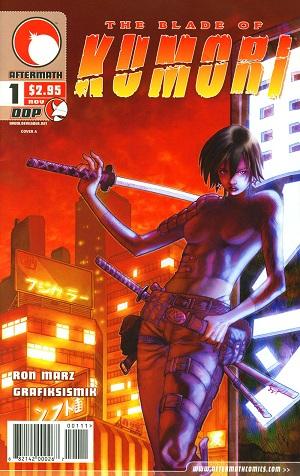 HQ  A Espada de Kumori