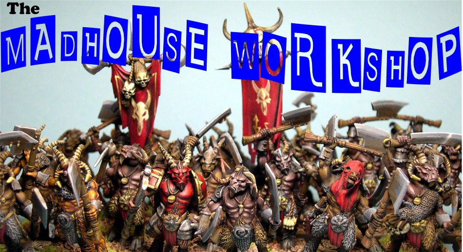 PsychosisPC&#39;s The Madhouse Workshop
