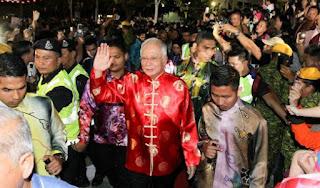 Najib PM paling prihatin - Adenan