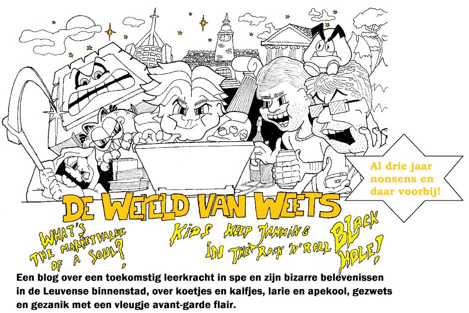 DE WERELD VAN VVEETS