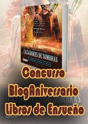 Libros de Ensueño: Concurso BlogAniversario: ¡Ciudad de los Ángeles Caídos!
