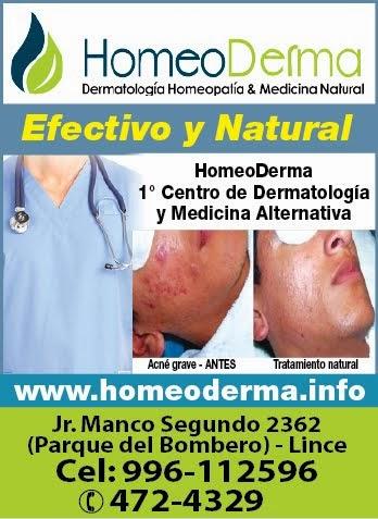 Médico Homeópata en Lima