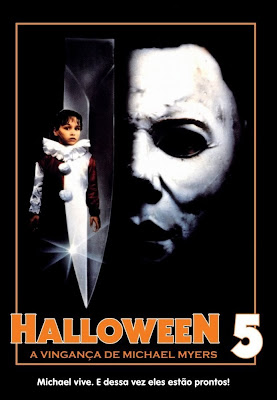 Download Baixar Filme Halloween 5   Dublado