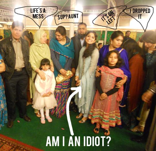 Family photo fails