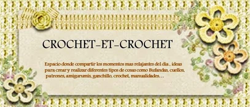 CROCHET-ET-CROCHET