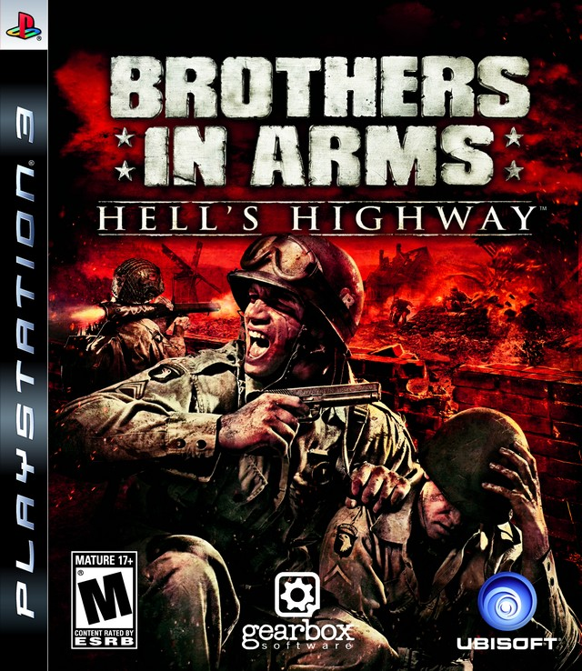 Brothers In Arms: Hell's Highway [PS3 Game] 4,4GB - Mediafire