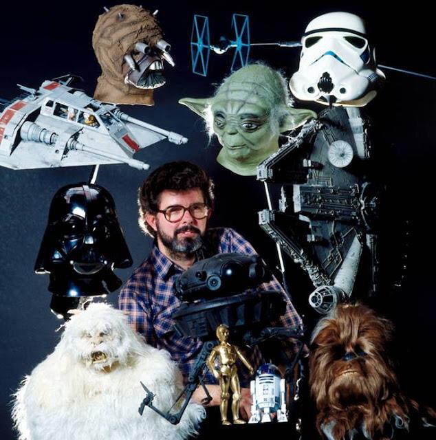 George Lucas , 1980