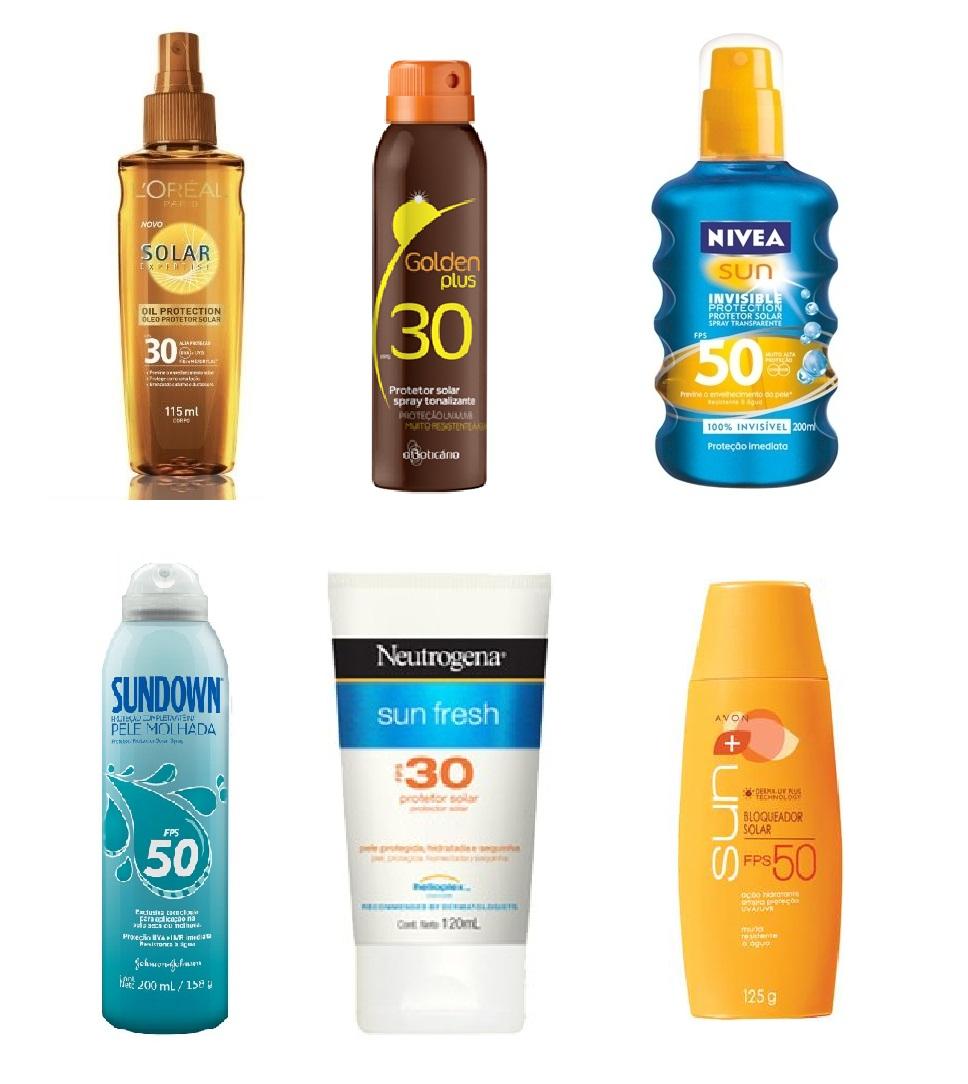 Os melhores protetores solar para cada tipo de pele