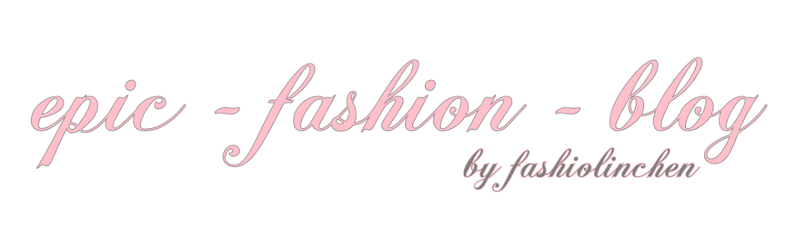 epic fashion blog