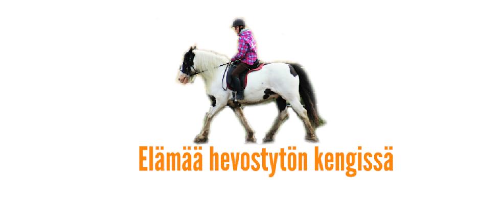 Elämää hevostytön kengissä