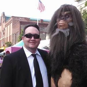 Sasquatch and Me at the Mothman Festival