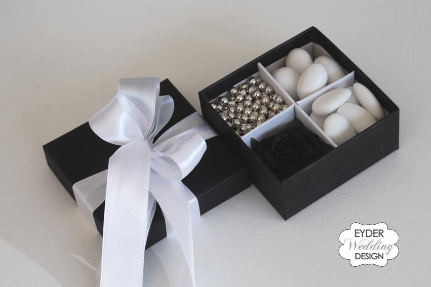Estremamente EYDER Wedding DESIGN: Scatole degustazione a scomparti in cartone XP24