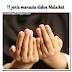 11 Jenis Manusia Didoa Malaikat