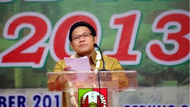 Muhaimin Apresiasi 16 Gubernur yang Tetapkan UMP/UMR 2014 Tepat Waktu
