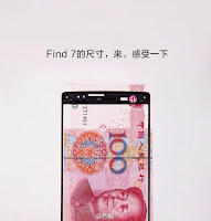 Oppo Find 7 display panel