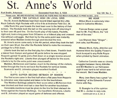 St. Anne's World p1