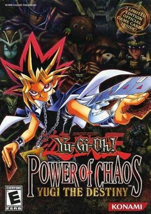 Game Yu-Gi-Oh! Power of Chaos: Yugi the Destiny