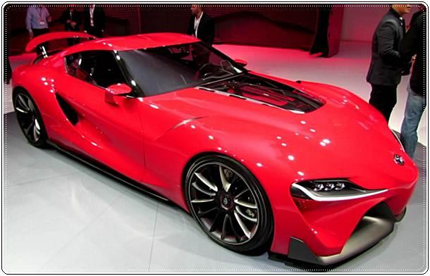 2016 Toyota Supra FT1 Cost
