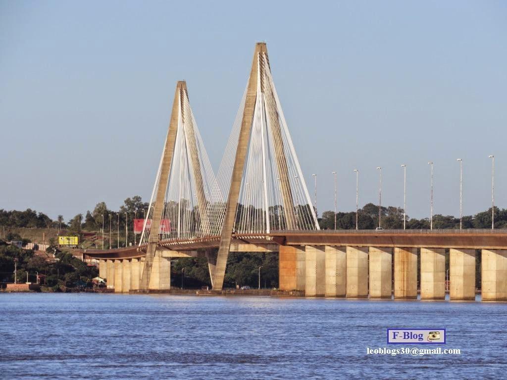 Puente Internacional Posadas - Encarnación