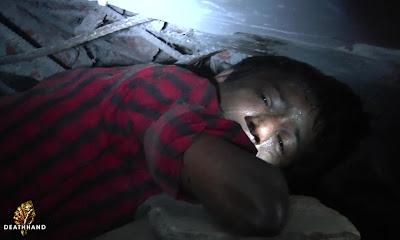 Tragedi Gedung Runtuh di Bangladesh