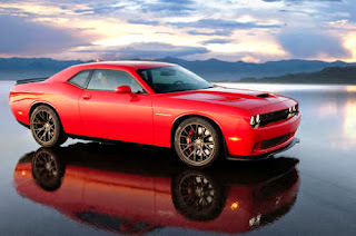 Kemampuan mesin Dodge Challenger SRT Hellcat