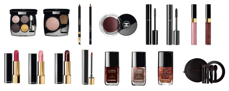 Collection Rouge Noir Dior