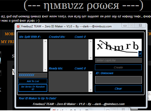 Nimbuzz for Free for your smartphone tablet or PC