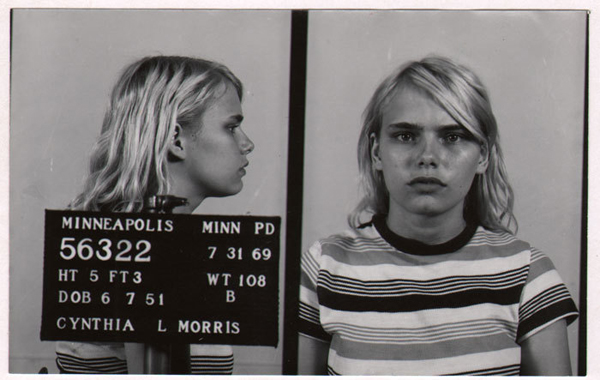 Vintage 60s Minnesota Mugshots Vintage Everyday