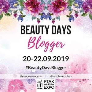 Biorę udział  w Beauty Days Blogger:)
