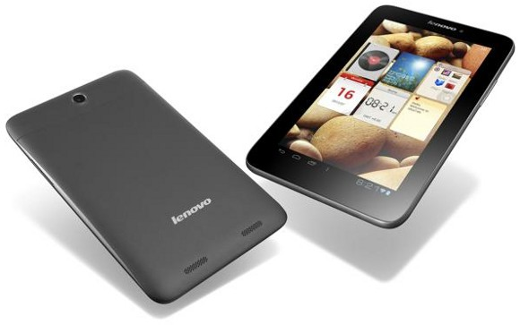 Spesifikasi Lenovo IdeaTab A2107
