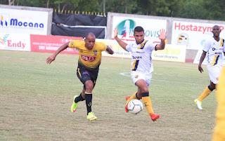 Atlético Pantoja derrota a MOCA FC y se afianza en el cuarto puesto de la LDF