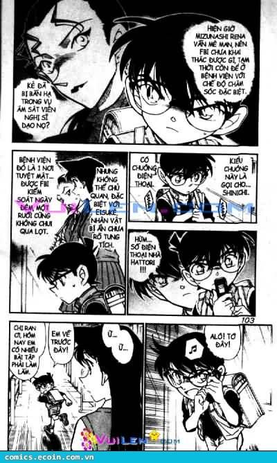 Detective Conan - Thám Tử Lừng Danh Conan chap 582 page 3 - IZTruyenTranh.com