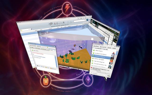 Show us your desktop Screenshot