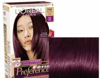 Buy Preference Black Pearls P38 Deep Purple Pearl Intense