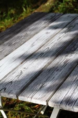 Jak uzyskać efekt starego drewna