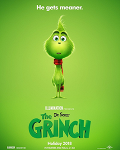 Dr. Seuss' The Grinch ya disponible en todos los formatos, 4K Ultra HD™,  3D Blu-ray™ DVD