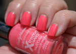 NOTD- Sally Hansen Coral Reef