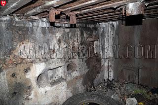 Внутри бункера №123