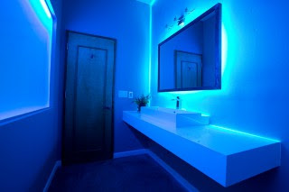Led Bathroom Light Fixtures