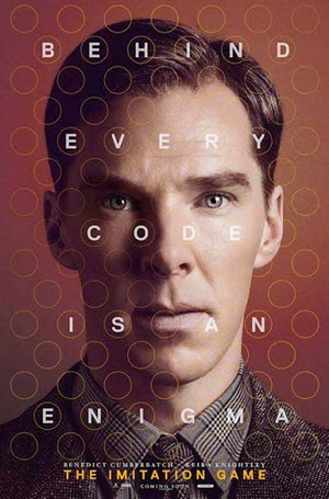 The Imitation Game: Theatrical Release Poster